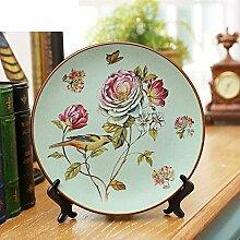 SED Dekorationen-American Land Keramik dekorative