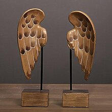 SED Dekorationen-Americantyle kreative Flügel