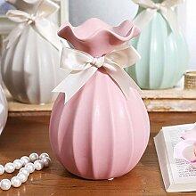 SED Dekorationen-Frische Welle Keramik Vase