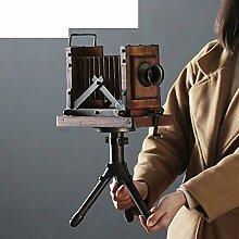 SED Dekorationen-Retro Holz Projektor Modell