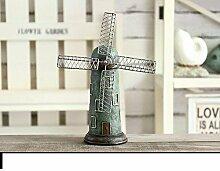 SED Dekorations-Europäische Garten Windmühle