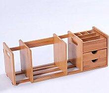 SED Home Storage Rack Badezimmer Regale Bamboo