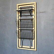 SED Home Storage Rack Wandregale Floating Regal