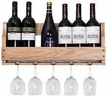 SED Kreative Weinregal Display Stand, Home Kitchen