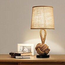 SED Nachttischlampe Retro E27 Schreibtischlampe