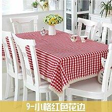 SED Tischdecke-Einfache Moderne Garten Party