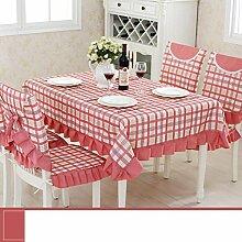 SED Tischdecke-Modern European-Style Tischdecke