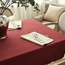 SED Tischdecke-Moderne Einfache Tischdecke Stoff