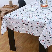 SED Tischdecke-Runde Tischdecke für Hotels Garten