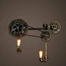 SED Wandlampe-amerikanischen industriellen