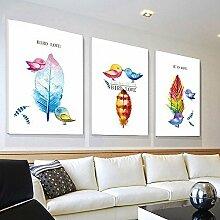 SED Wohnzimmer Dekorative Gemälde Korridor