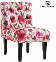Sedia a sdraio garden - Love Sixty Collezione by Craften Wood (1000026542)