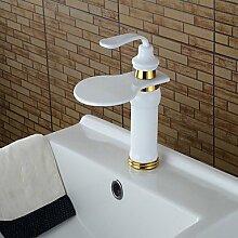 SEEKSUNG Bad Waschbecken Wasserhähne