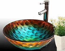 SEEKSUNG Waschschalen aufdringlicher-Waschen
