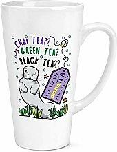 Seekuh Tee 17oz Groß Latte Becher Tasse