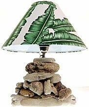 SEESTERN Treibholz Beistell Lampe Tischlampe