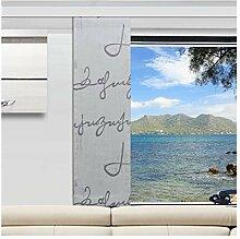 SeGaTeX home fashion Caravan-Flächenvorhang Ivo
