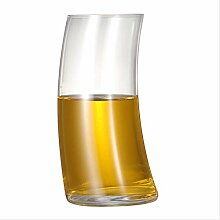Segel Glas Segel Cup Crescent Cup Form Weinglas