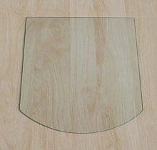 Segmentbogen 100x100cm - Funkenschutzplatte