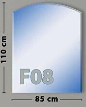 Segmentbogen F08 Funkenschutzplatte aus