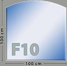 Segmentbogen F10 Funkenschutzplatte aus