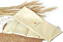 Sei Design Rücken-Wärmekissen mit Weizenfüllung
