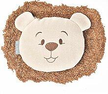 Sei Design Teddybär-Körnerkissen mit