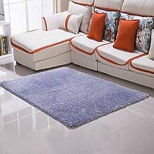 Seide Teppich/ modernen minimalistischen Wohnzimmer Couchtisch Teppiche/Teppichboden Teppich aus meinem Bett-A 140x200cm(55x79inch)