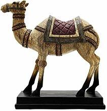 Seidenstraße Kamel Formen Ornamente Skulptur