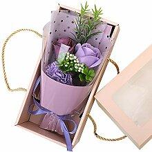 Seifen-Blumen-künstlicher
