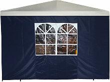 Seitenplane für Pavillon, 3x1,9 Meter, Polyester