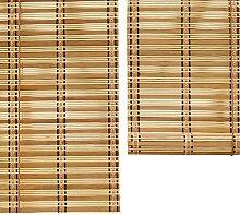 Seitenzug- & Springrollos Bambusvorhang