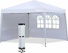 Sekey Garten 3x3 m Pavillon 100%