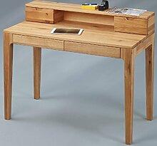 Sekretär Wildeiche - DEsign-Schreibtisch