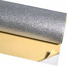 Selbst Glitzer Tapete selbstklebend für Wände schälen und Stick Rolle Decor Craft Stoff 45x 508cm