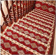Selbstklebend Treppenmatten Teppich Treppen