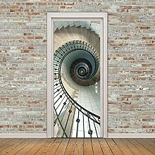 Selbstklebend Türposter Fototapete Türfolie