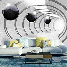 Selbstklebende Fototapete - Futuristic Tunnel II