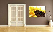 Selbstklebende Fototapete - Sonnenblume - 150x100