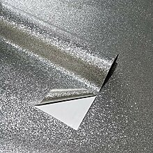 Selbstklebende Glitzer-Tapete für Wände,