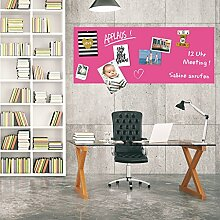 selbstklebende magnetische Tafelfolie für Möbel