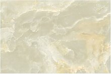 Selbstklebende Marmor Tapete - Onyx Marmor Creme -