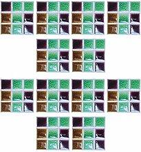 Selbstklebende Mosaikfliesen-Aufkleber für die
