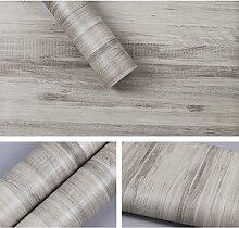 Selbstklebende Retro Holz Kontakt Papier für Küche Schränke Regalen Schublade Tisch Schreibtisch Kunst und Handwerk Aufkleber 61x 199,6cm