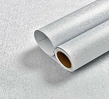 Selbstklebende Tapete mit grauem Papier zum