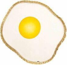 Seletti Job Rug Egg Teppich (Ø) 200.00 Cm