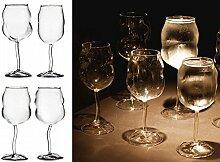 SELETTI Vorratsdose Sonny Goblet Glas, Glas, transparent, 24cm