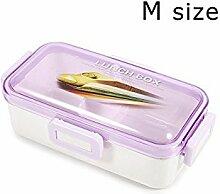 Sellify Bento-Box für Lebensmittel,