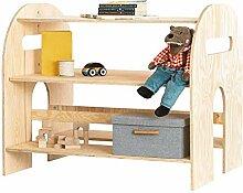 Selsey BATRIA - Kinderregal/Spielzeugregal im