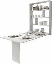 Selsey ESPIGO - Esstisch / Wandtisch klappbar mit